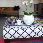 How To Make an Ottoman - Round, Square, Tufted + Storage -Decorated Life