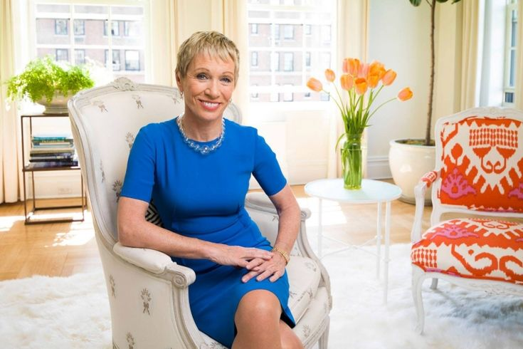 The 'Shark' and real-estate mogul never let an obstacle keep her from her goals.