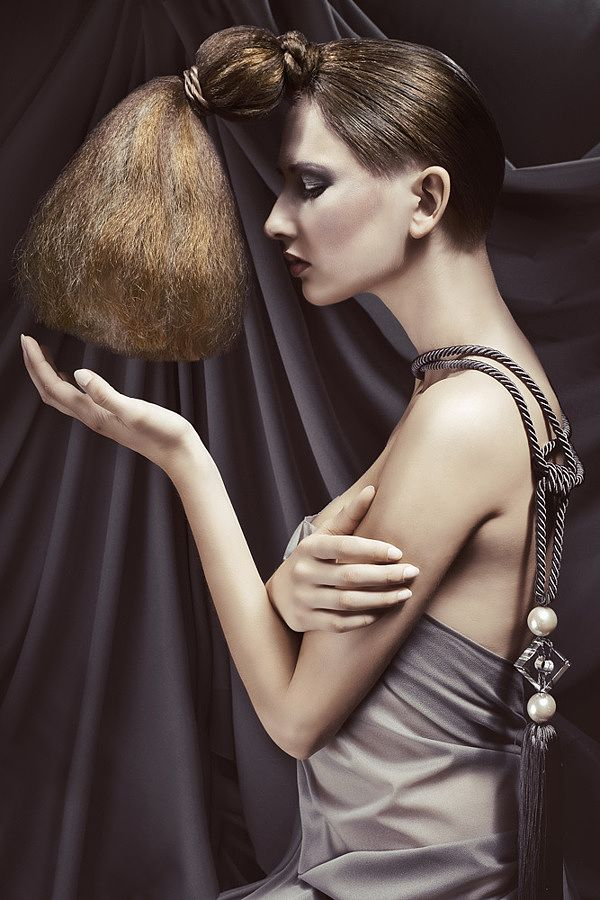 Hair Tailoring by Natalia Kuligowska