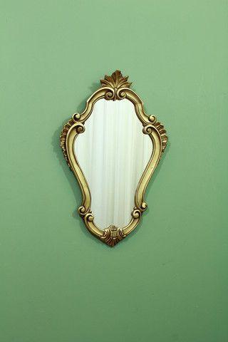 Barokke spiegel 22034 op www.lansantiek.com