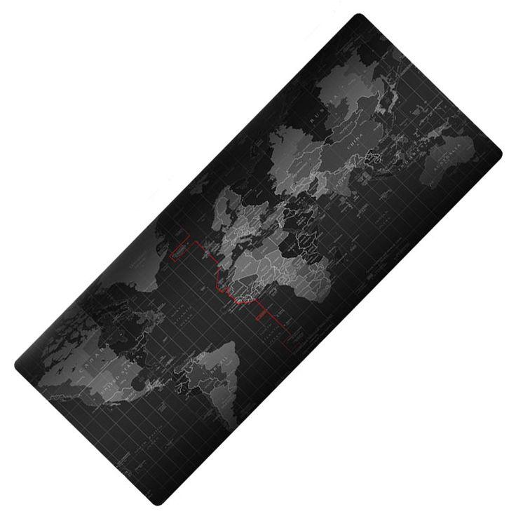 Large rubber mouse pad 800*300mm professional gaming keyboard mat with edge locking for laptop desktop gamer //Price: $17.80 & FREE Shipping //  #gamergirl #gaming #video #videogame #gamingmouse #gamingkeyboard # gamingconsoles #game #winning