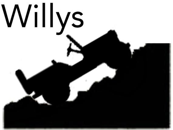 Jeep Windshield Corner Decal Etsy Jeep Windshield Willys Jeep