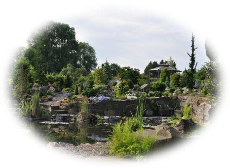 Offene Gartenpforte