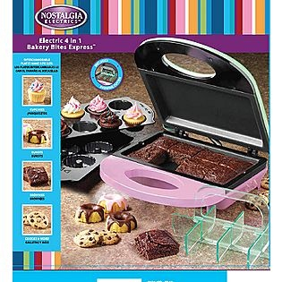 how to use babycakes mini cupcake maker