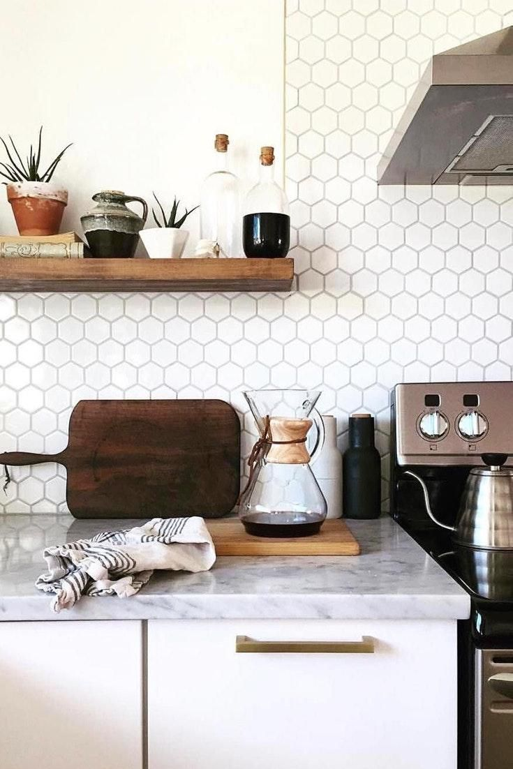 5 Backsplash Alternatives That Will Make You Forget About White Subway Tile