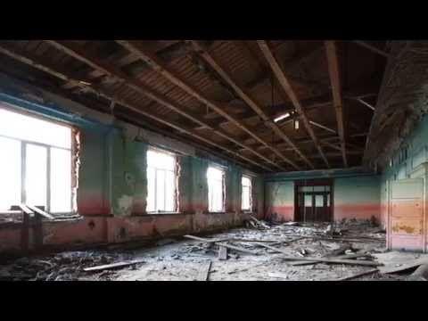 Abandoned Places: Club of Lenin Komsomol (MOSCOW) | Bethany Macmanus