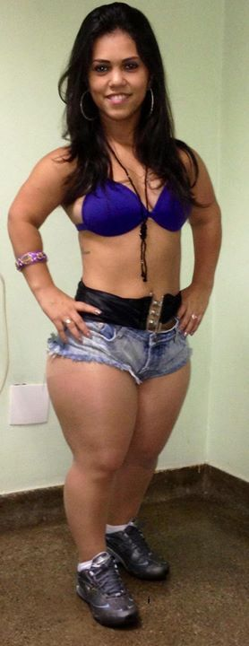 Sexiest Midget Ever  Thick 10  Pinterest  Posts And Shorts-9721