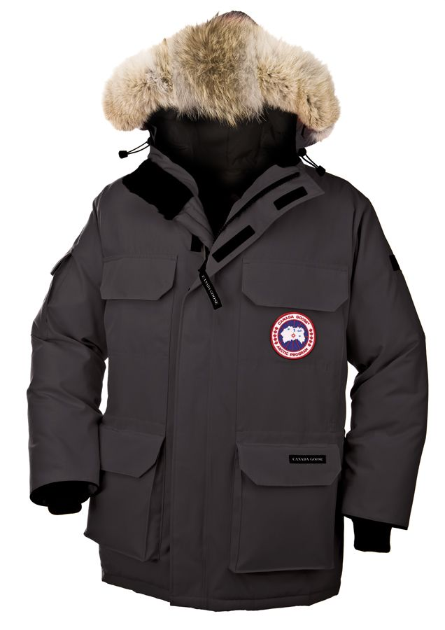 Graphite Canada Goose Expedition Parka XL