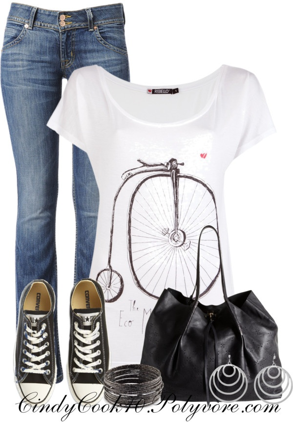 """""""Such A Cute Top"""" by cindycook10 on Polyvore"""