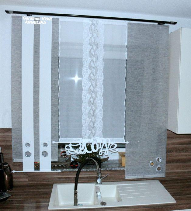 95 besten gardinen Bilder auf Pinterest Fensterdekorationen - gardinen f rs badezimmer