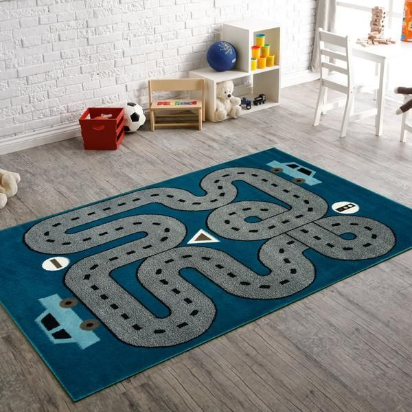 Lr Resources Whimsical 81267 Soft Blue Light Blue Area Rug Kids Rugs Colorful Rugs Blue Gray Area Rug