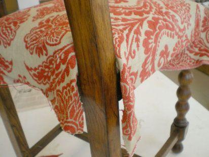 Paso a paso tapiceria de una silla