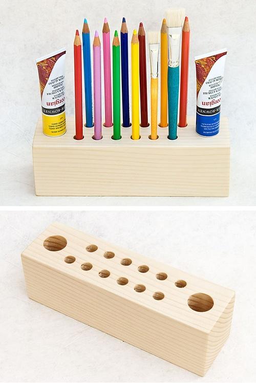 Kokokokids Kids Craft Area And Art Supplies Organization