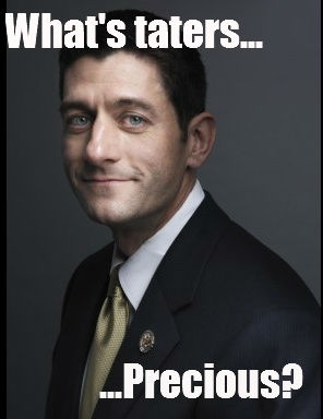 "Farker Vodka Zombie posts in ""Paul Ryan brings out the gun show for some pre-debate intimidation"""