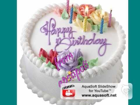 17 Best images about Happy birthday – You Tube Birthday Greetings