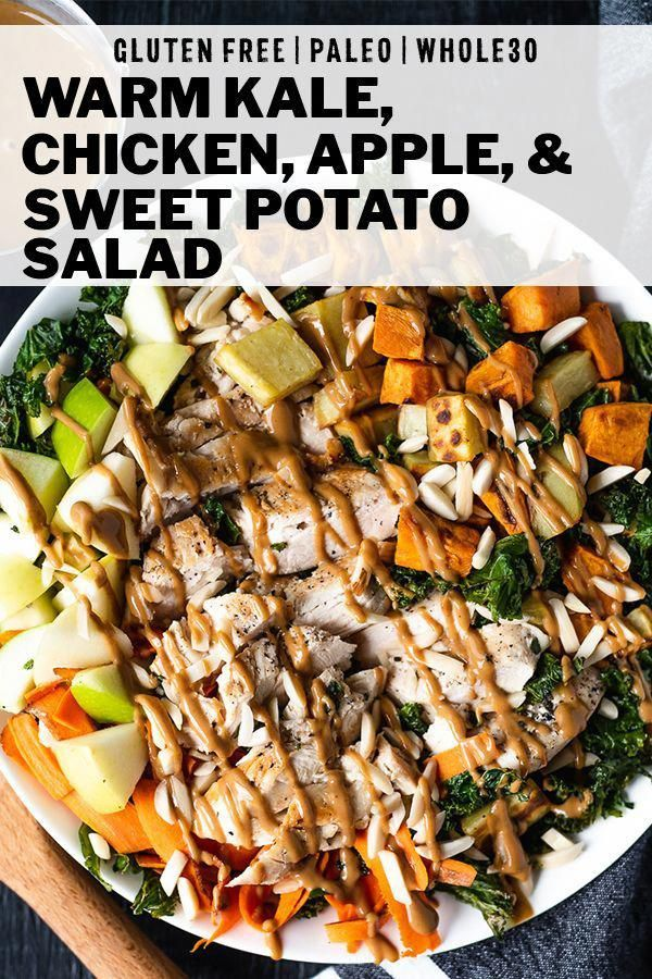 Unusual Awesome Recipes With Ground Beef Paleo Foodgram Newrecipesfasteggwhites Salad With Sweet Potato Paleo Kale Recipes Kale Recipes