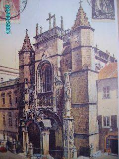 histórias e sabores: Igreja de Santa Cruz - Coimbra