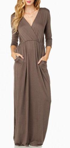 Juri Maxi Dress