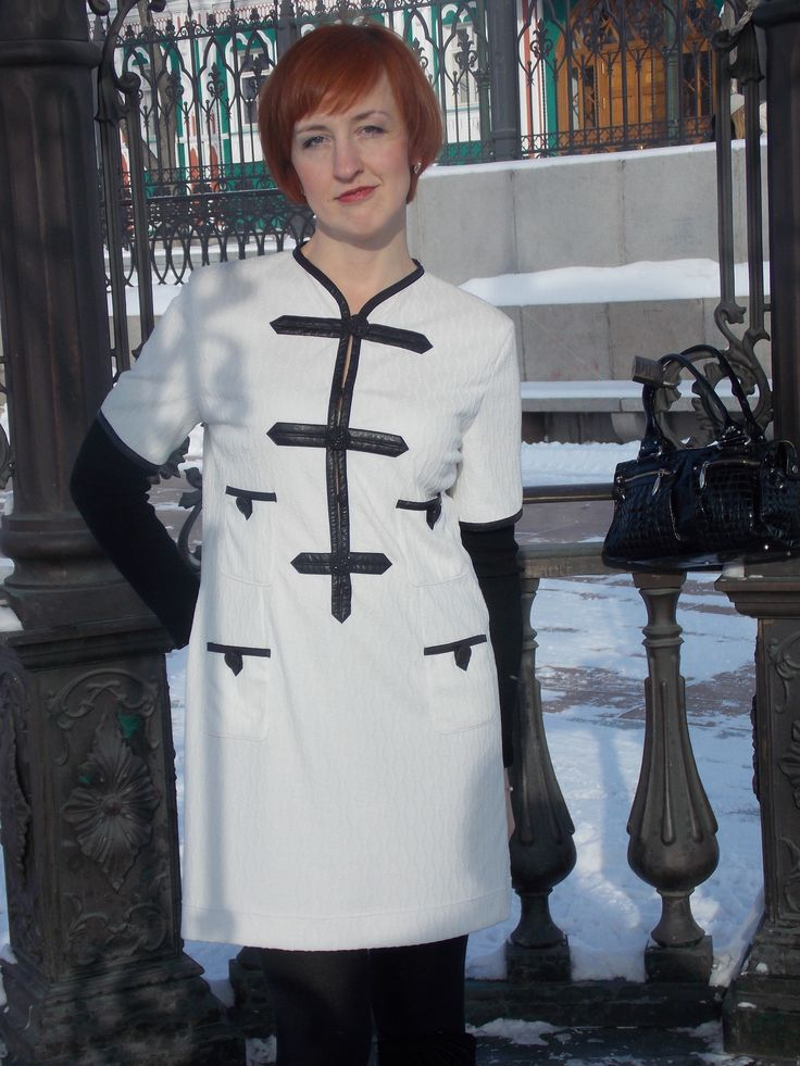"""Платье от """"Шанель"""" / TanyaKors / 09.04.2013 / Фотофорум BurdaStyle"""
