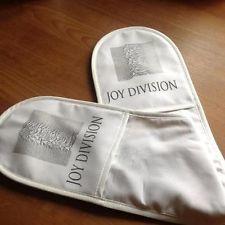Joy Division Oven Gloves - Half Man Half Biscuit