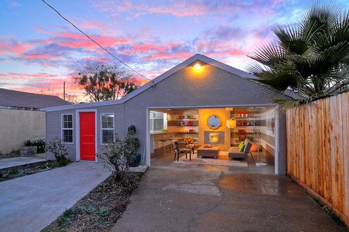 Cool Homes: Garage Style