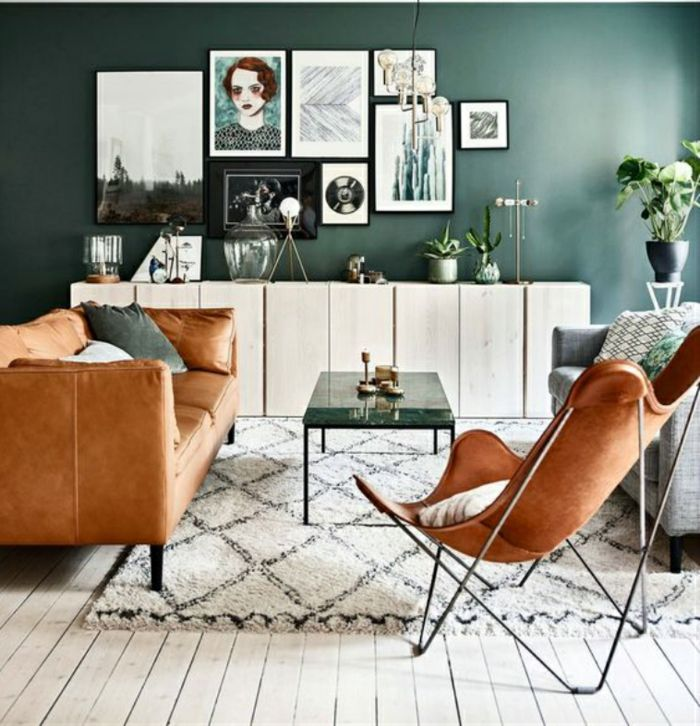 ▷ 1001 + idéias para mobiliário moderno em estilo campestre   – Wohnzimmer Ideen & Inspiration