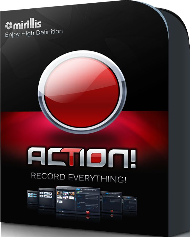Mirillis Action! 2.3.0 Serial Key Full is the world's best game recording software that offers everything you need to record and stream gameplay.