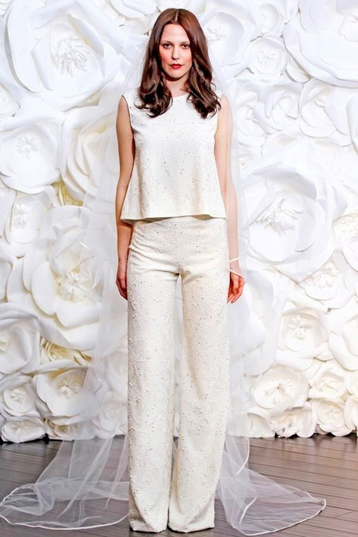 Elegant Millie Sweater Lucy Tulle Skirt by Jenny Yoo Bridal Separates Mix