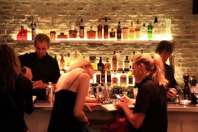 Kitjn cocktailbar, Århusgade