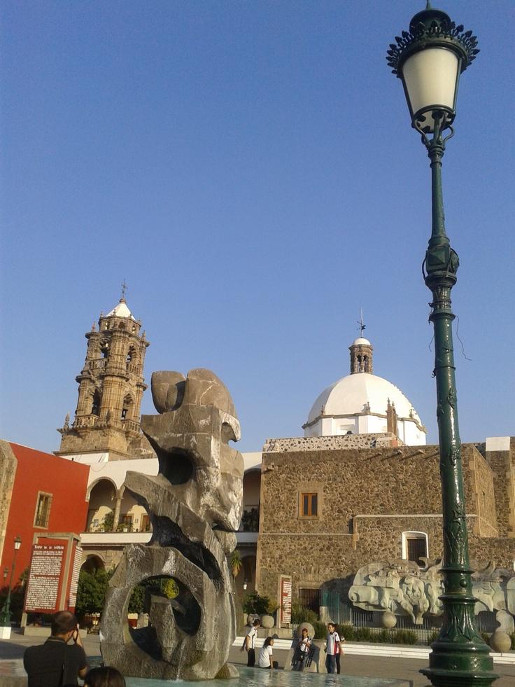 Plaza de los Fundadores Irapuato, Guanajuato. #Mexico #Guanajuato #turism #travel