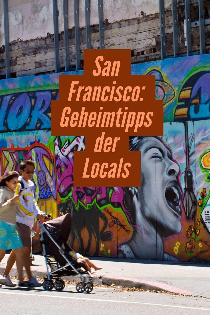 Golden Gate Bridge, Union Square – doch abseits der Touristenströme verbirgt sich das wahre San Francisco. Mit diesen 5 Tipps von Locals lernst du die Stadt der 42 Hügel ganz anders kennen.