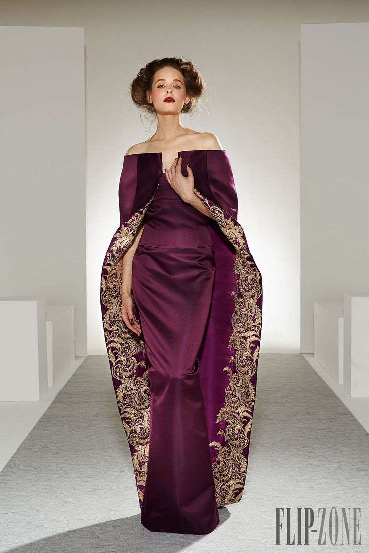 Georges Chakra – fall-winter 2013-2014
