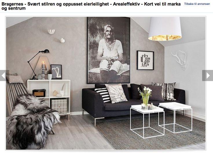 Syrinveien.com: funn fra finn: liten leilighet med stor wow faktor!