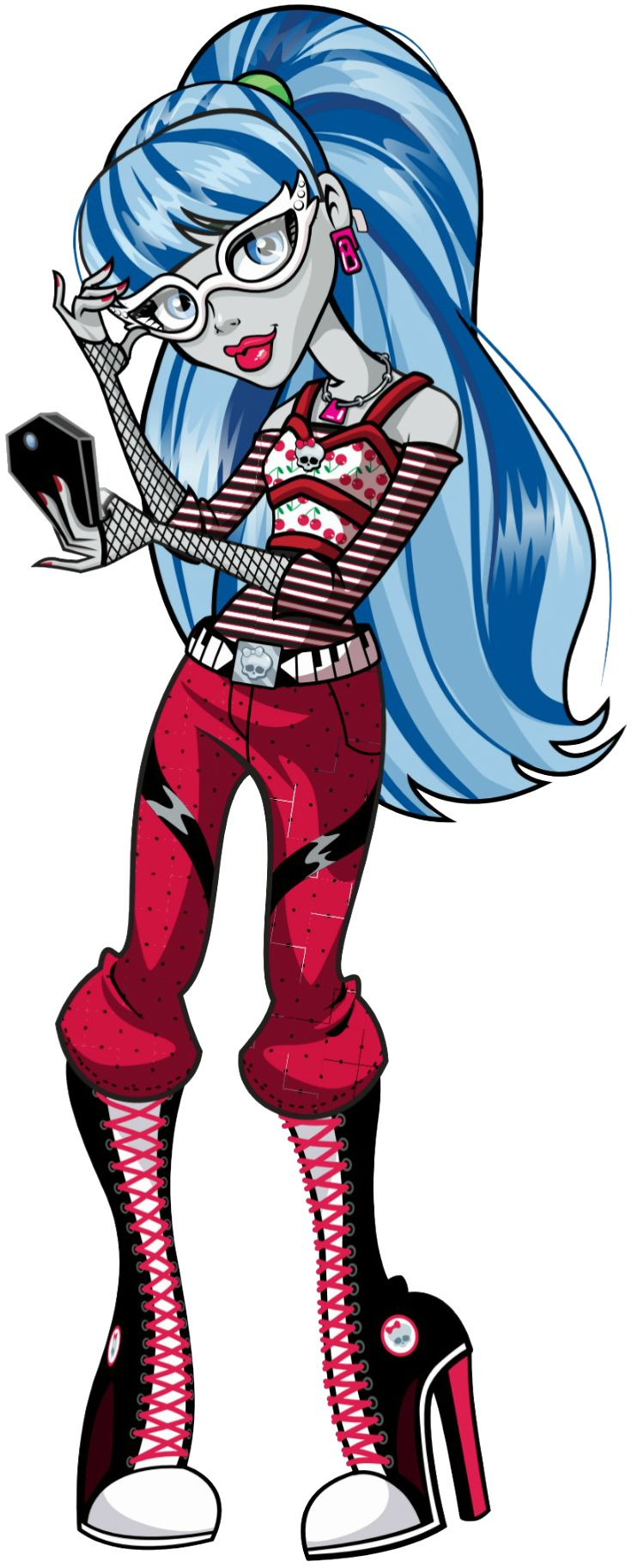 Ghoulia Yelps. Basic. NEW Profile art
