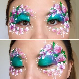 Frozen Elsa & Fairy Character Parties - Face Painting and Games ...