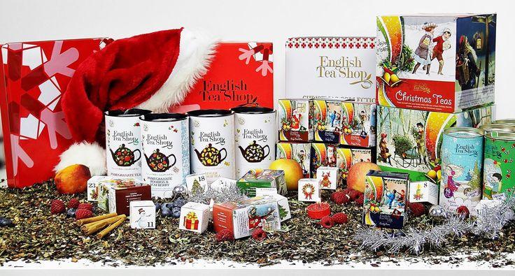 The entire Christmas Range! http://www.etsteas.co.uk
