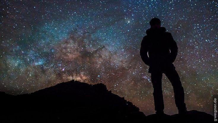 Fotos und Zeitraffer von Sternen und der Milchstraße fotografieren und bearbeiten   gwegner.de