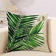 1 Pcs Vintage Bohemia Tropical Plant Printing Pillow Cover 45*45Cm Classic Pillow Case Sofa Cushion Cover – USD $ 5.99