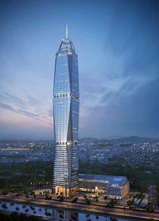 Highlife Tower Edificio Moderne Architektur Architektur Gebaude