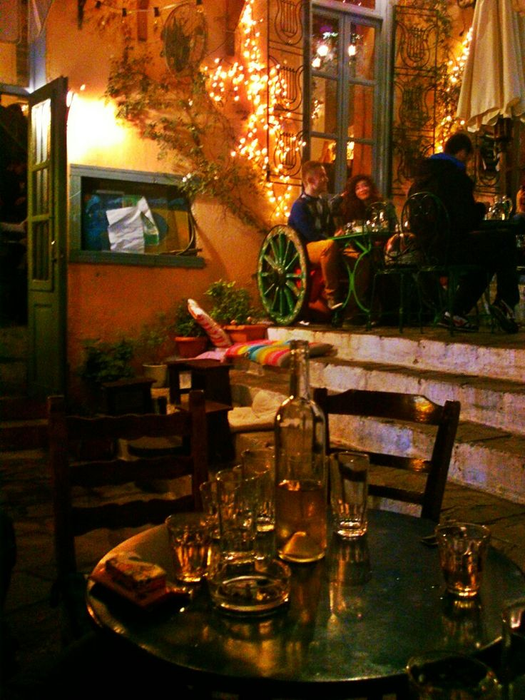 #Athens #Greece #tavern #vintage