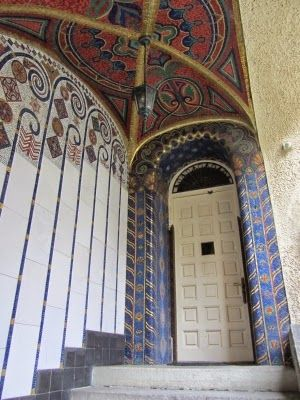 Adventures in the Czech Republic: Villa Primavesi, Olomouc