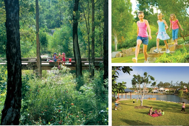 Springfield is designed for families and allows the city feel without the hustle and bustle of big cities.  It boasts a water park, interactive playground, parks, gardens and lakes among some of the great things to keep the whole family busy on weekends. #family #outdoors #greatplacetolive