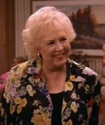 'Marie Barone' (of Everybody Loves Raymond) ... OMG, she's such an unbelievable bitch.. LOL.. My dream episode would have Debra violently murdering Raymond and Marie, and getting away with it =)