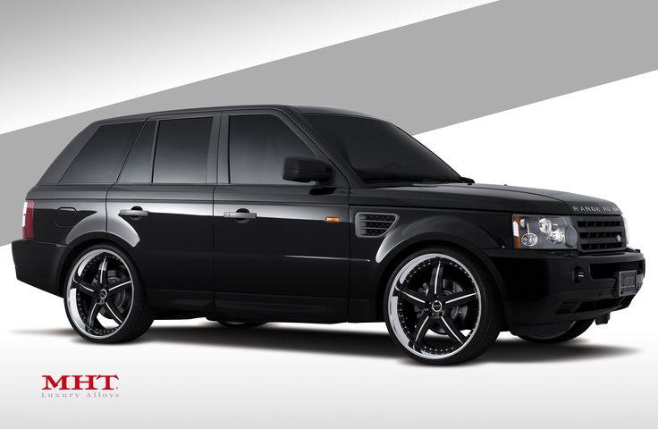 Range Rover Sport - Black on Black