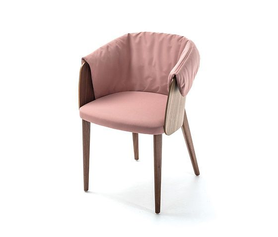 Orlandini Design Shell Chair   A Wide And Thin Curved Plywood Panel With A  Shell Shape, Distinguishes This Innovative Seating System.