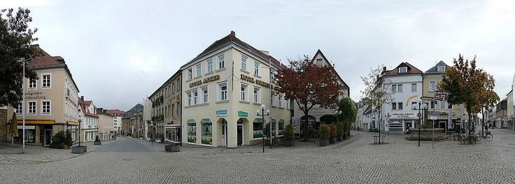 Bayreuth by Walter Schmidt Germany