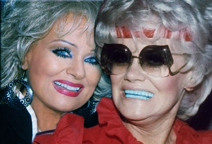 Image result for jan crouch and tammy faye bakker