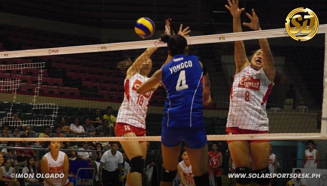 PSL: Reloaded RC Cola blanks Cignal, records first franchise win - Solar Sports Desk #volleyball