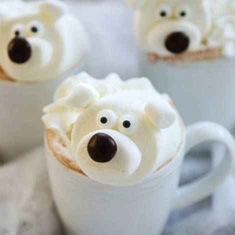 POLAR BEAR HOT CHOCOLATE:  http://www.momendeavors.com/2015/12/polar-bear-hot-chocolate.html