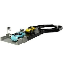 what could possibly be better for a car crazy kid than a raceway designed to ensure